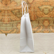 Custom-tailor die cut travel folding bag