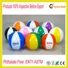 Custom logo beach ball with logo printing