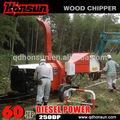 ( 250dp 준수) 유럽 안전 규정을 CE 승인 트레일러 장착 모바일 나무 좋지 디젤 엔진