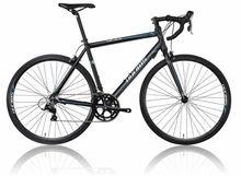 700C 16 speeds Alloy black blue bike race