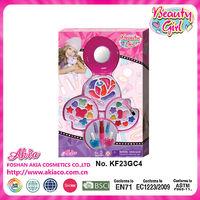 2014 Wonderful pink diamond oval elegant cosmetic brush set