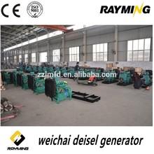 Weifang diesel generator 187Kva or 150Kw China brand