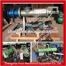 Hot sale manure water separator machine/chicken manure fertilizer machine/manure cleaning machine 0086+15939020364