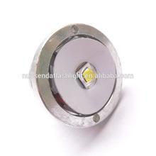 Led flashlight accessory led module 10x7135 Driver CREE XM-L2 U2 1600 Lumens 5-Mode LED Lamp Cap For C8 C12