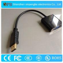 China Wholesale Displayport 1.2 Adapter Cheap Price / Displayport to VGA Female