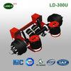 Factory Under Slung Lift Heavy Truck Ride Height 5.5-14in 30000lbs Semi Trailer Firestone Air Bag Suspension