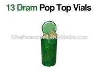 Pop Top Vials,Plastic Drug Bottle