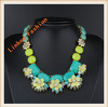 Most Fashion Show Design Oversize Tassel Bib Necklace