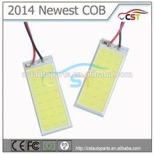 Auto festoon led bulb 12v c5w, COB festoon 31mm,36mm,39mm,41mm, auto led light /festoon auto led w5w