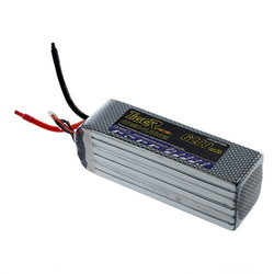 TIGER 22.2V 6200mAh 35C rc battery for helicopter rechargerable battery