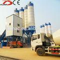Ce& iso certificado de hormigón de cemento de la planta de procesamiento por lotes pliego de condiciones en la venta