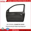 Toyota Hilux Single Cab Car Front Door