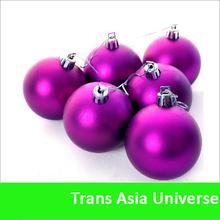 Hot Selling Custom cheap wholesale shatterproof christmas ball ornaments