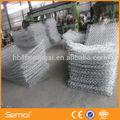 Gaviones jaula de alambre, Rock Basket con precio bajo y la mejor calidad