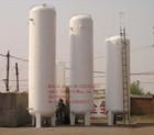Cryogenic Liquid argon storage tank