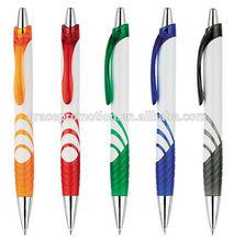 2014 promotional tester pen plastic ball pen for student