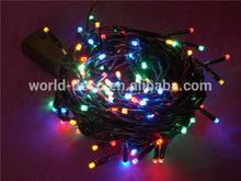 CE 230V 24V twinkle christmas tree decoration string