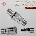 Zj-200 compressor de ar da extremidade da mangueira conector de bico