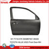 Front Door Aftermarket Body Parts for Toyota Hilux Single Cab