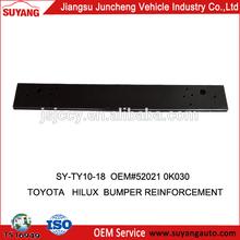 Toyota Hilux Vigo Single Cab Pickup Bumper Reinforcement