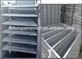 Heavy duty galvanizado portátil utiliza tubería caballo corral paneles( fábrica)