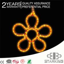 2D led christmas figures / 3D christmas RGB halloween ce rohs motif lamp