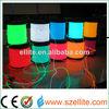 Multi color 2.3mm, 3.2mm, 4.0mm, 5.0mm el wire, cheap el wire wholesale