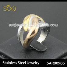 SAR00906 latest wedding ring 2014 fashion jewelry designs