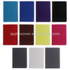 For leather ipad air case, pu leather case for ipad 5 tablet