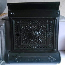cast iron or cast aluminum mailbox made in China