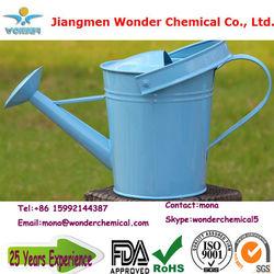 eco-friendly exterior watering pot electrostatic powder paint