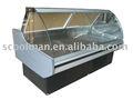 Alimentos cozidos comercial geladeira shg-2000fm