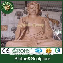 Lisaurus-G China giant fiberglass buddha statue