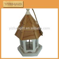 Eco-friendly FSC Hanging Wooden Bird Cage,aluminium bird cage