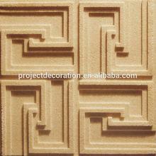 High standard waterproof sandstone Man made wall tile