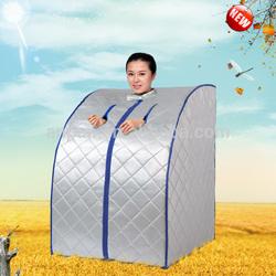 2014 Best selling ANP-329TMF far infrared sauna therapy heat dry infrared sauna portable sauna shower combination