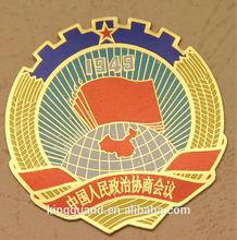 Ingrosso personalizzati distintivo perno metallico, shenzhen