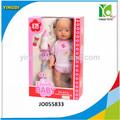 Quần áo trẻ em thật tìm kiếm JO055833 búp bê 16 inch với 4 âm thanh IC cho trẻ em