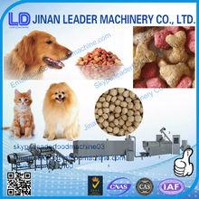 Automatic dry dog/fish/cat animal food making machine/ processing equipment