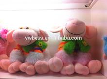 2014 new fashion design plush toy sheep plush toys sheep lamb
