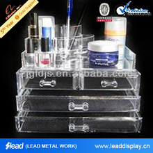 acrylic cosmetic shop equipment