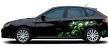 custom various of full car body stickers,available your design,Oem orders are welcome