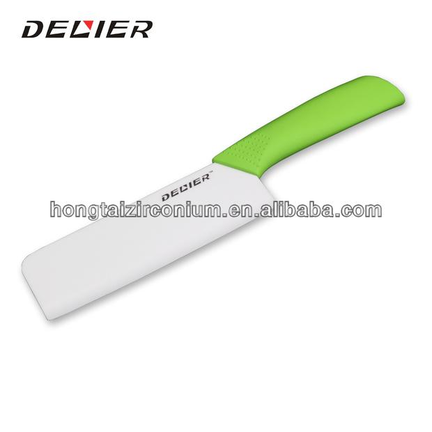6.5-inch White Blade Kitchen Chef Knife