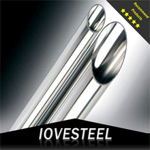 Iovesteel exhaust pipe connector api/atsm seamless steel pipes/tube delivery petroleum
