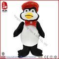 Atacado Soft Toy Plush dos desenhos animados do pinguim