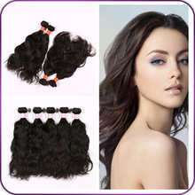Wholesale natural wave ,remy virgin mongolian hair extension accept paypal track hair braid
