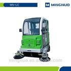 medium vacuum street sweeper, road cleaning machine, road cleaner/industrial power sweeper