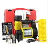 12v portable air compressor with tool kit