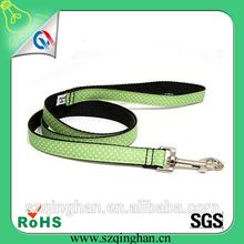 custom high quality fashion nylon dog leash wholesale