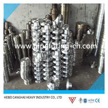 high pressure 304 slip on pipe flange